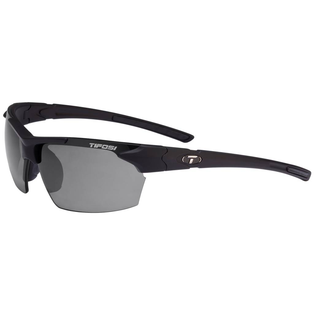 3bc6b582d16 Tifosi Jet - Matte Black - Smoke Polarized