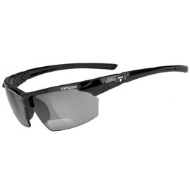 Tifosi Jet - Gloss Black - Reader +2.0