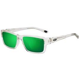 Tifosi Hagen - Crystal Clear - Clarion Green Polarized