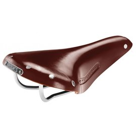 Brooks Team Pro Classic Men's - Antique Brown - Tubular Rivets