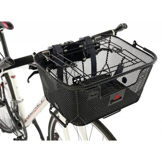 Axiom QR Dual-Function Pet Basket - Front or Rear Mount