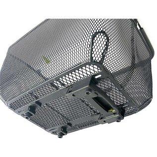 Basil Catu Rear Basket - Titan