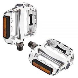 49N MTB Pedals - Alloy - Silver