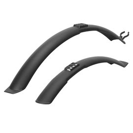 "Polisport 24"" - 26"" Fender Set - Black"