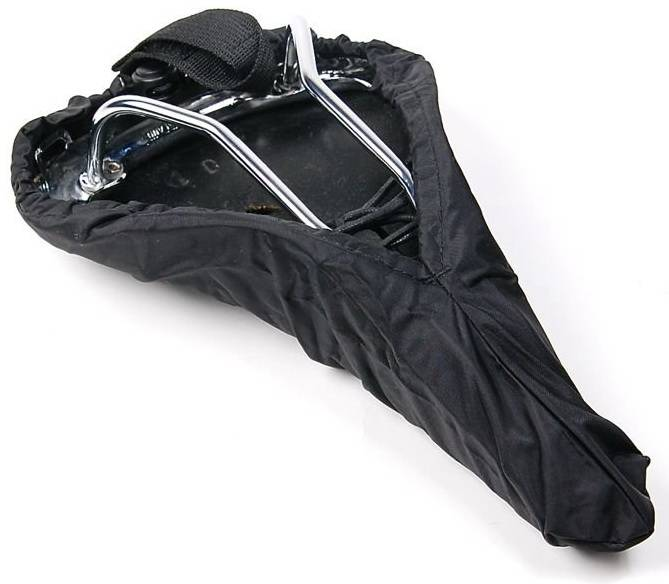 BROOKS SADDLE RAIN COVER MEDIUM M BLACK