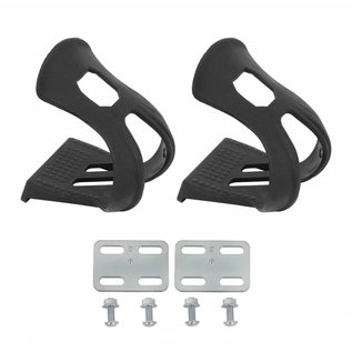 49N Strapless Toe Clips