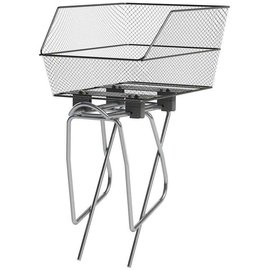 Basil Basil Cento WSL Rear Basket - Black