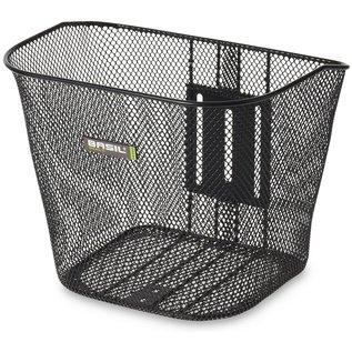 Basil Bremen, Front basket, Black