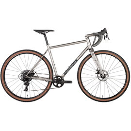 Norco Search XR Steel Apex 1 - 2019 - Silver