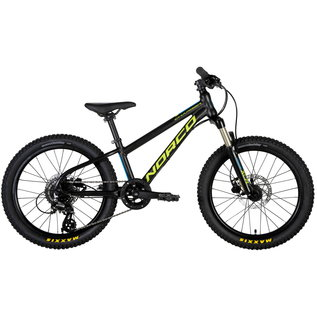 Norco Charger 2.1 - Black/Green