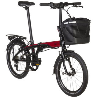Tern Hold'Em Front Basket - Black/Yellow
