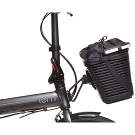 Tern Hold'Em Front Basket - Black