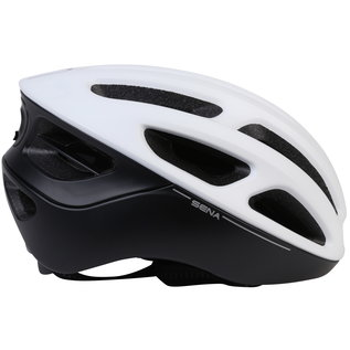 Evo Sena R1 Smart Helmet - White