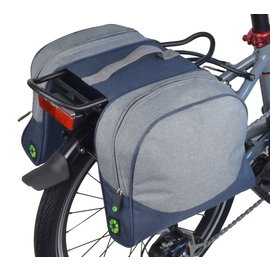 Dahon Double Rear Pannier Bag