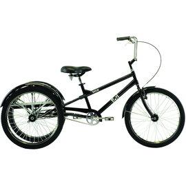 Fiori Torus Industrial Tricycle - Black