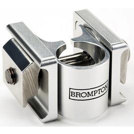 Brompton Pentaclip - Silver