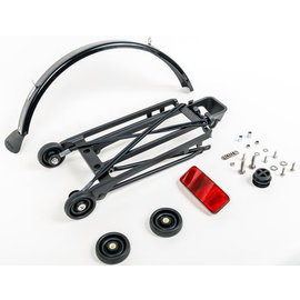 Brompton Rack Set Complete - Black