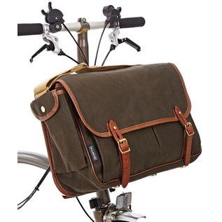 Brompton Game Bag - Peat Green