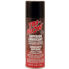 TRI FLOW Aerosol Teflon Chain Lube - 6oz