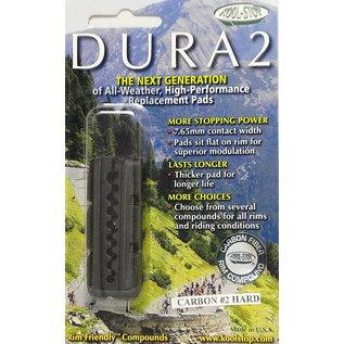 Kool-Stop Kool-Stop Dura2 Brake Pad Inserts - Shimano - Carbon Rims Compound