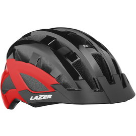 Lazer LAZER COMPACT DLX - BLACK/RED
