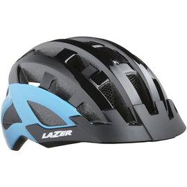 Lazer COMPACT DLX - BLACK / BLUE