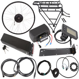 Promovec Promovec 500W Rear Rack System