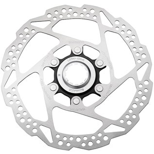 Shimano Shimano Deore SM-RT54-S Rotor - Centerlock - 160mm - Resin Pads Only