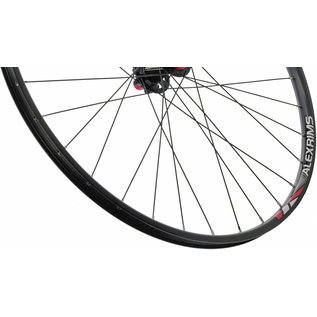 "49N 49N 27.5""/650B Front  - Disc 6-bolt, QR - Black"