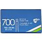 49N 700X20-28c 27x1.0 Schrader 35mm - 49N