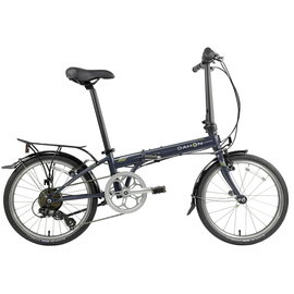 Dahon Speed D7 Street - Smoke Grey