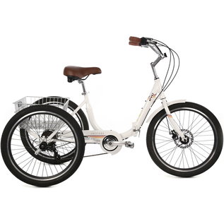 Evo EVO Latitude Folding Trike - Alpine White