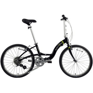 Dahon Briza D8 - Sable / Black