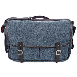 Brompton Game Bag - Storm Grey Tweed