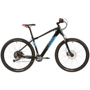 Evo EVO Pro-Movec eBike - Fire Ridge - Mountain - Black/Blue -  18""