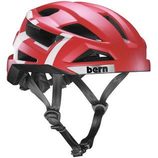 Bern BernFL-1 Pavé - Matte Red