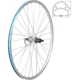 49N 700c Rear Road Wheel - Silver