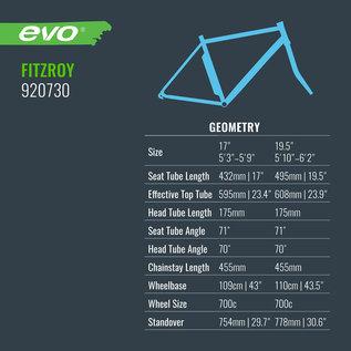 Evo EVO Fitzroy - Slate Grey