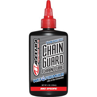 MAXIMA MAXIMA CHAIN GUARD - WET LUBE - 4oz