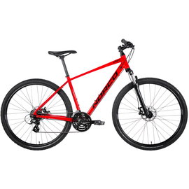 Norco XFR 3 - 2020 - Candy Apple Red