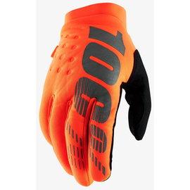 100% 100% Brisker Cold Weather Glove - Cal-Trans