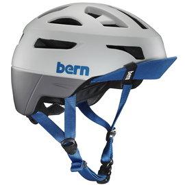 Bern Union - Matte Grey