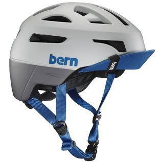 Bern Bern Union - Matte Grey