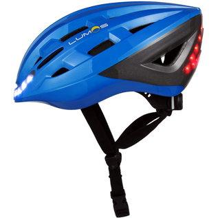 Lumos Lumos Kickstart Lite Helmet - Chromium Blue