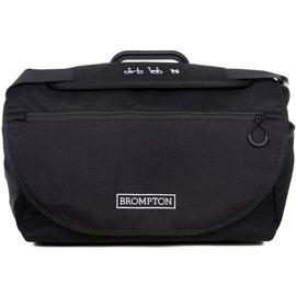 Brompton S Bag - Black Flap