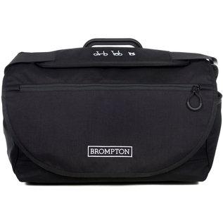 Brompton Brompton Brompton S Bag - Black Flap