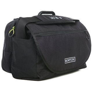 Brompton Brompton S Bag - Black Flap