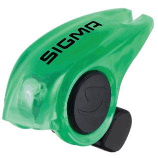 Sigma Sport Sigma Rear BRAKE Light - GREEN