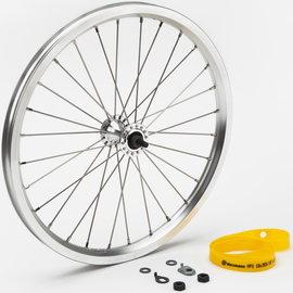 Brompton Front Wheel - Silver