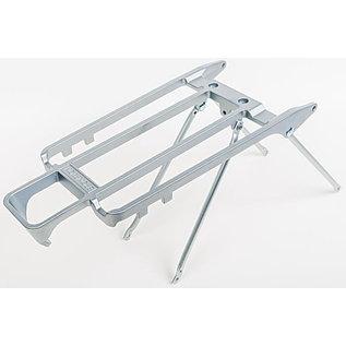 Brompton Rear rack platform- Silver